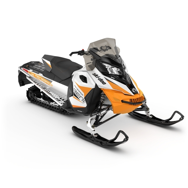 Renegade Sport 600 ACE XS White