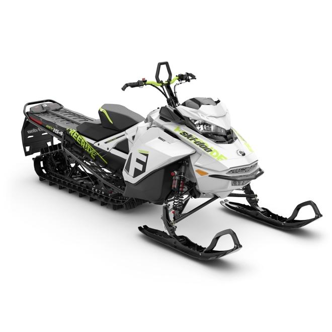 Freeride 154 850 E-TEC Ice White