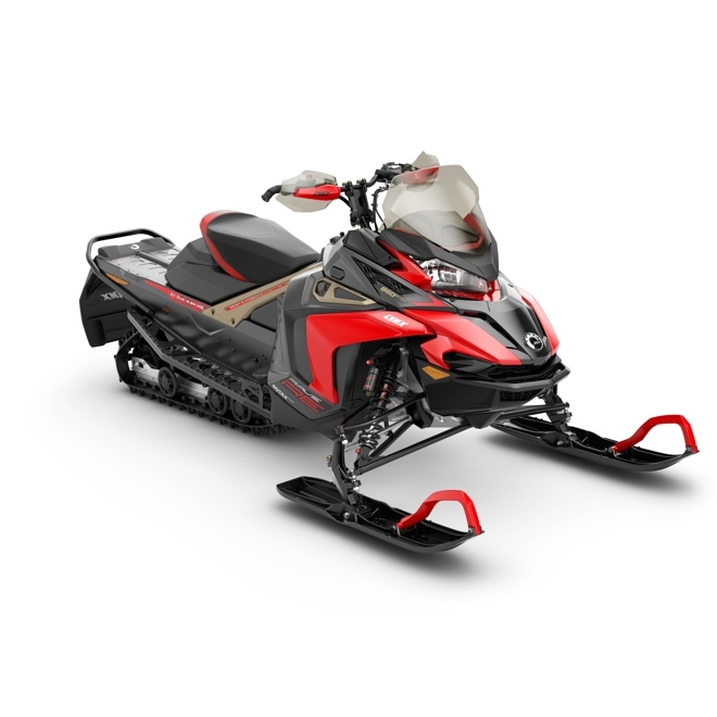 Rave RE 850 E-TEC ES Can-Am Red / Black