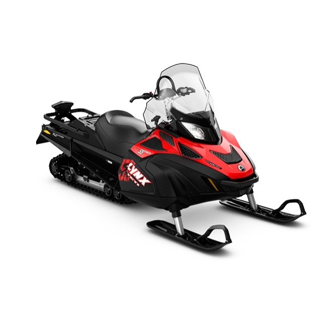 59 Yeti 600 ACE Viper Red / Black ES