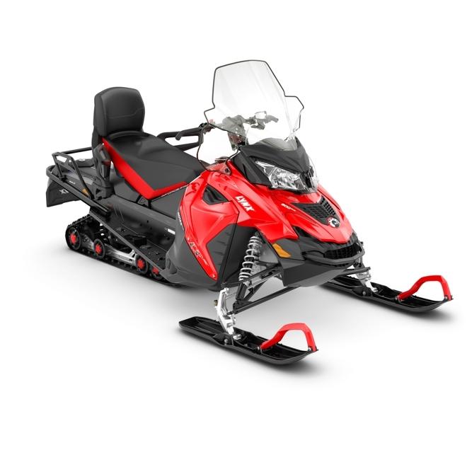 Adventure LX 600 ACE Viper Red / Black ES
