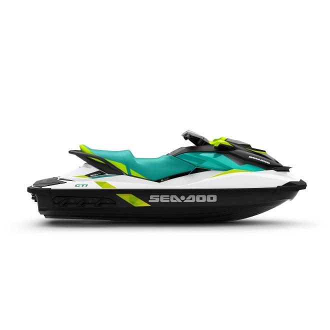 Sea-Doo GTI 90, 3 locuri, iBR