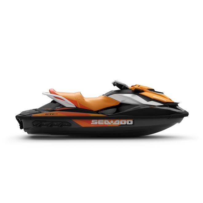 Sea-Doo GTI SE 90, 3 locuri, iBR