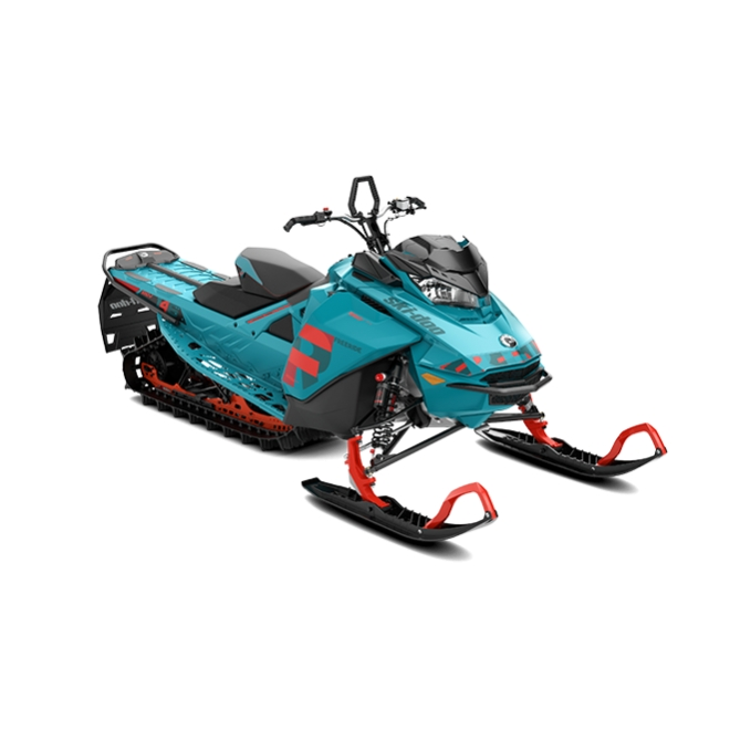 FREERIDE 146'' 850 4-TEC Iceberg Blue 2019