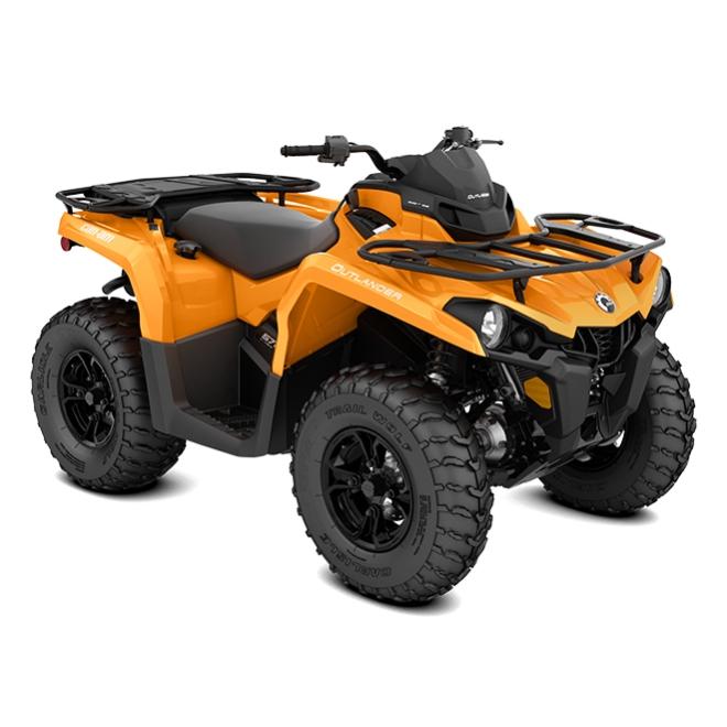 Outlander 570 DPS Orange T3B ABS 2018