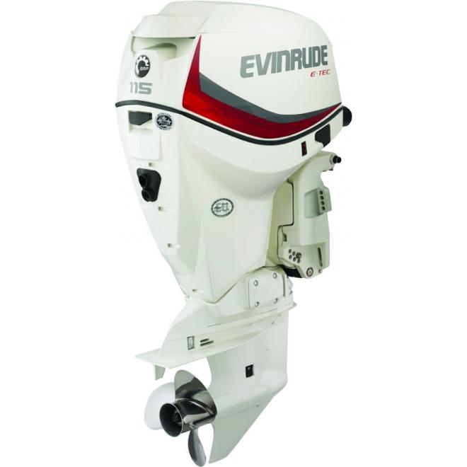 E-TEC 115 H.P.