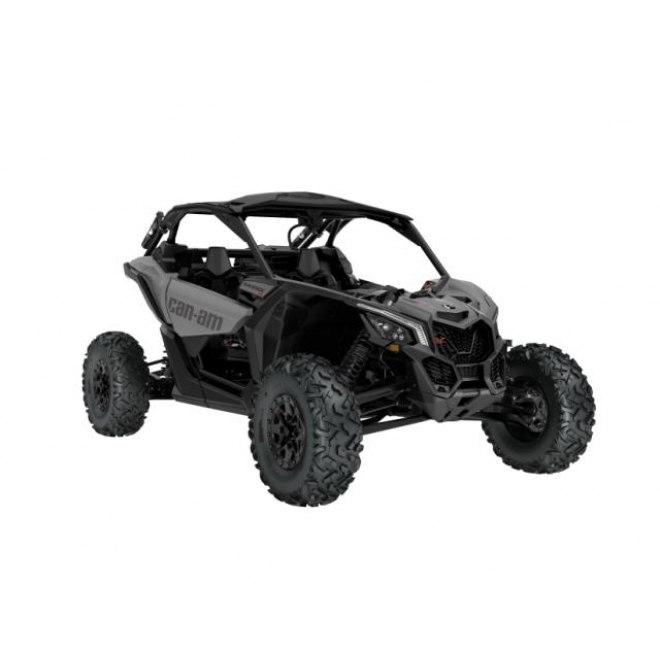 Maverick X rs Turbo R INT Platinum Satin MY19