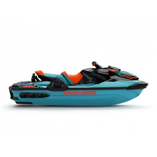 WAKE PRO 230 CP Teal Blue Metallic & Lava Red MY19