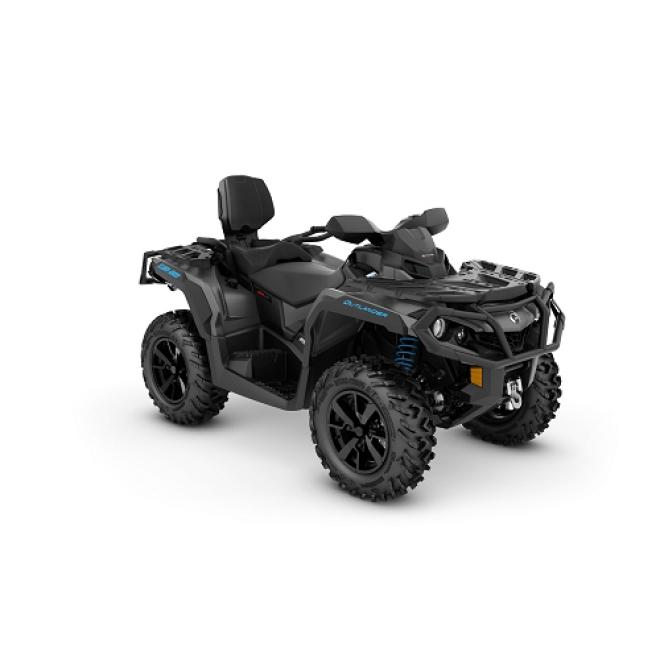 Outlander MAX XT 650 Iron Grey Octane Blue INT MY20