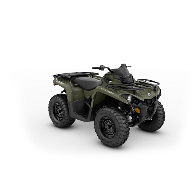 Outlander 450 T GREEN MY20