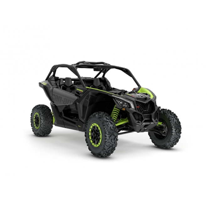 Maverick X DS Turbo RR MY20