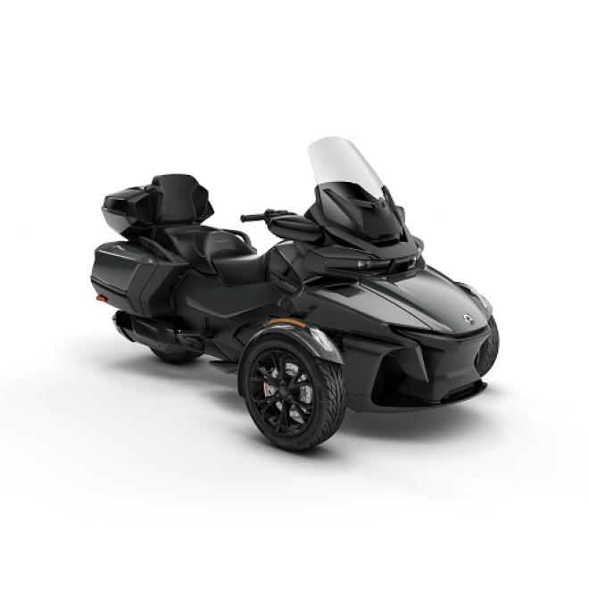 Spyder RT LTD  Limited Dark Asphalt Grey Metallic MY20
