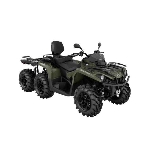 OUTLANDER MAX 6X6 XU+ 450 T MY21