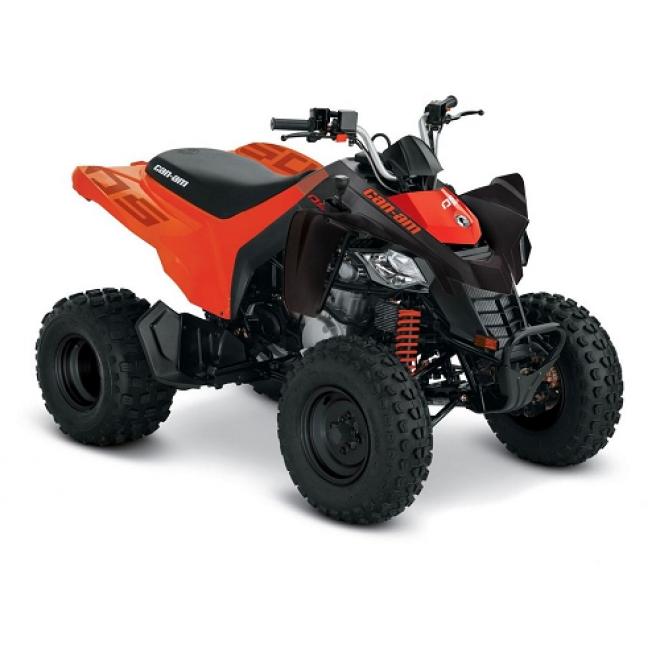 DS 250 MY22
