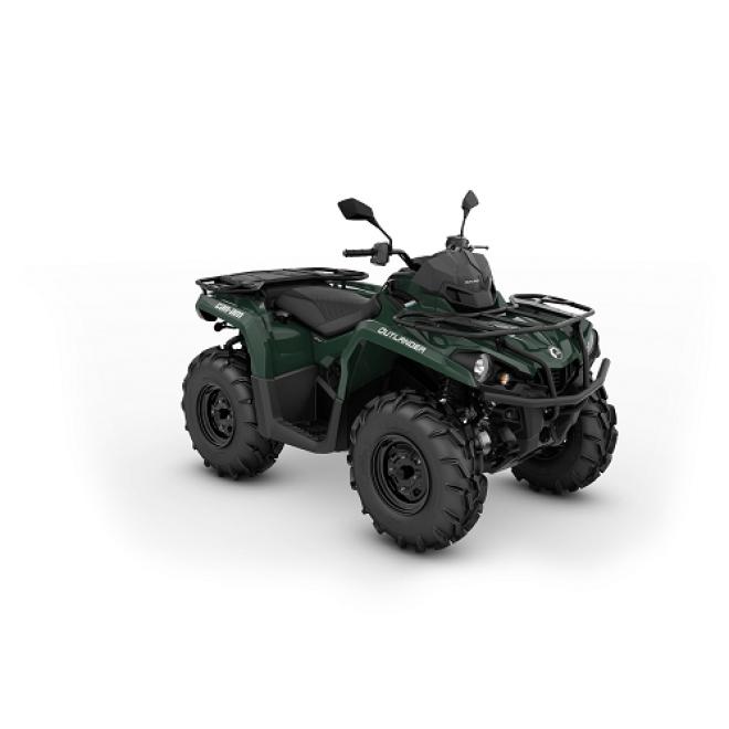 OUTLANDER XU 450-570 T MY22