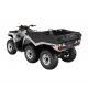 Outlander 6x6 650 DPS T3 Flat Bed MY17