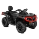 Outlander MAX XT 650 Black / Can-Am Red INT MY19